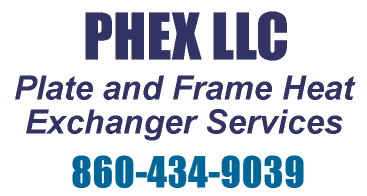 PHEX LLC - Plate and Frame Heat Exchanger Services | 860-434-9039
